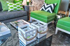 Home-Styling | Ana Antunes: PORTFOLIO - 'Fresh Green'Apartment * Apartamento de Férias em 'Verde Fresco'