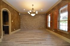 Formal Dining Remodel by Sapphire Custom Homes#SapphireCustomHomes#CustomHomeBuilder#Remodel#Stonewall#stonewallaccent#Acreage#Texas#RealEstate#RusticHome#Farmhouse