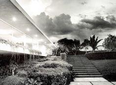 Francisco Artigas, Enrique Rojas House, Gardens of El Pedregal, Mexico City, 1962.
