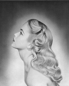 Todays hair & make up inspiration.