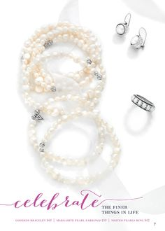 Pearls pearls pearls! Perfect wedding attire! To order go to www.mysilpada.com/lisa.quillman