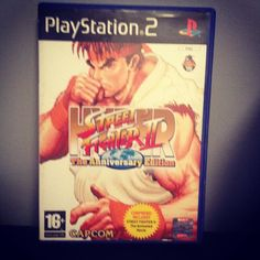 Gorgeous! shared by laurent_pompidou #retrogames #microhobbit (o) http://ift.tt/1oCphku street fighter 2 #ps2 #playstation2  #retrogamer #retrogaming #retrocollective #france