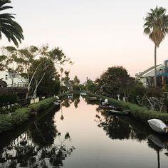Venice Beach Canals/