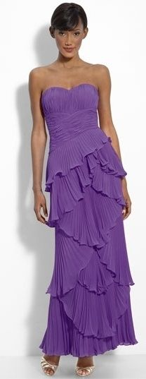 purple gown for you ladies. Find it anywhere, buy it on BlissList.  https://itunes.apple.com/us/app/blisslist-easy-shopping-gifting/id667837070