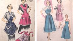 My Vintage Pattern Collection: 1950s