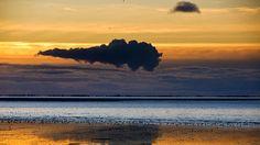 Una nube vigilante