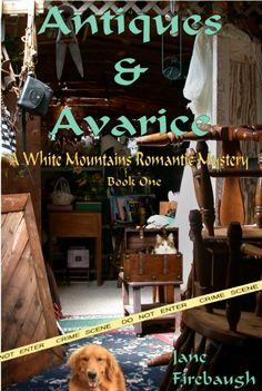 Cover Contest - Antiques & Avarice - AUTHORSdb: Author Database, Books and Top Charts