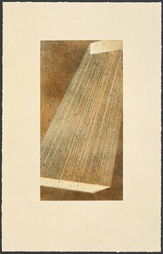 ED RUSCHA - BOLT 1V - KUNZT.GALLERY http://www.widewalls.ch/artwork/ed-ruscha/bolt-1v/ #Print