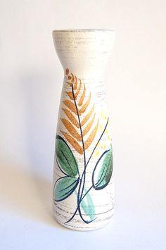 Scheurich West German 520 22 Bottle Vase 1960s