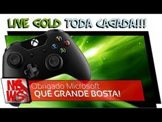 XBOX One: Live Gold Setembro, Toda Cagada - Quero meu Forza Horizon