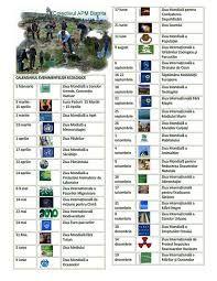 Imagini pentru calendar ecologic