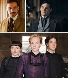 I love this show!! I'm addicted! Love British television!
