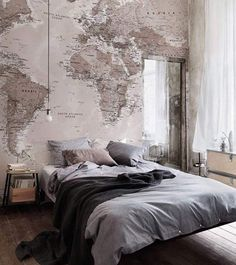 I have travelled all around the world...in my dreams