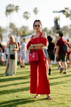 Aimee Song Coachella