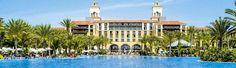 The Lopesan Costa Meloneras Resort, Spa and Casino Maspalomas, Gran Canaria is close to Maspalomas lighthouse.