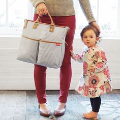 Bolso maternal SkipHop Duo French