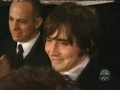 "Lee Pace with James Calleri /from   Twitter: ""When Lee Pace was nominated for best supporting actor"""