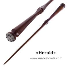 Elegant and beautiful wand from a Marvelowls original collection. Сomfortably lies in a hand.There are metal stamp on the haft. Wand comes with gift box and certificate of conformity with the list of its characteristics. Only 100% natural materials are using in the production!