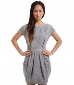 CARRERA BACK DRESS IN MARBLE  BY FUNKTIONAL  $130.00