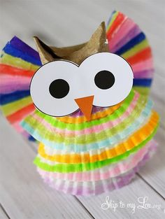 owl ornament tutorial