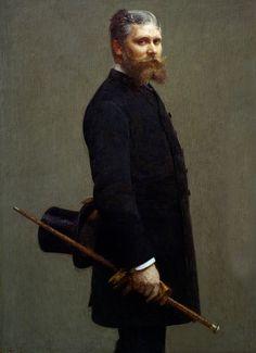 Léon Maître, Henri Fantin-Latour , 1886