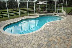 Gatorland Pavers pool decks