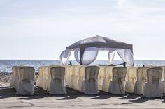 Ceremony on the beach - Singita Fregene
