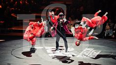 Performers at the NRJ Fashion Show in Zurich | Entertainment agency | Corporate entertainment