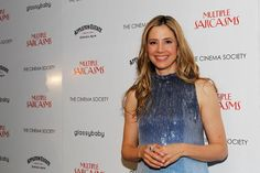 Actress Mira Sorvino attends The Cinema Society screening of 'Multiple Sarcasms' at AMC Loews 19th Street on April 19 2010 in New York City
