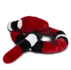 Czerwony wąż