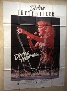 Bette Midler, Film, Movies, Movie Posters, Movie, Film Stock, Films, Film Poster, Cinema