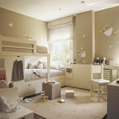 Baby room inspiration who knows? Small Room Bedroom, Baby Bedroom, Kids Bedroom, Childrens Bedroom Decor, Kid Spaces, Girl Room, Interior Design Living Room, Room Inspiration, Decoration