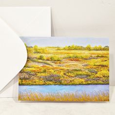 Blank Greeting Card No.8 with Envelope Featuring by mysweetprairie