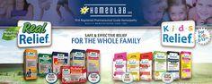 EssentiallyErika: Kids Relief - Homeopathic Medicine