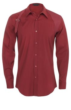 Bordeaux Harness Shirt
