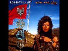"""ROBERT PLANT """"NOW AND ZEN"""" - CD ALBUM REMASTERED; 2/29/1988. Full Album"""