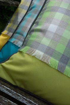 New Mac cushions / Sunbrella Outdoor Fabric