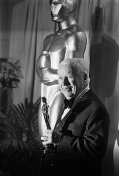 """""""The 44th Annual Academy Awards"""" Charles Chaplin"""