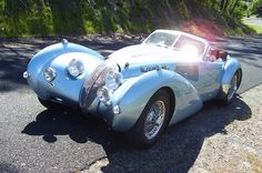 The Devaux Spyder is an Australian automobile built from 2001 and still is. Designed by David J Clash in Australia. Named after David's mother's maiden name, the car itself was inspired coach builders like the Bugatti 30s designs. Engine 3.4 litre Jaguar / GM LS1 5.7 V8 -269 kW and 470 N·m of torque. Not related to the DeVaux, an American built automobile of the 1930s. Devaux Cars Pty Ltd is based in Upper in Beaconsfield, Victoria. Price on application. There is also a Coupé variant