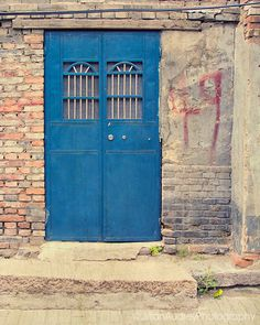 TITLE: Blue Door, Beijing LOCATION: Beijing, China ABOUT MY ART I'm a Boston-based photographer with a passion for capturing the beauty of the world around me. I'm constantly on the hunt for new locat