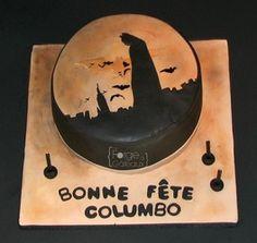 Batman Begins Birthday cake - La Forge à Gâteaux