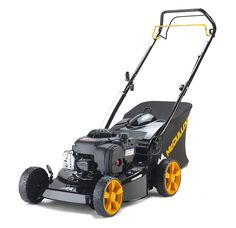 McCulloch M46-125R Classic  - 3 in1 Self Propelled Petrol Lawnmower