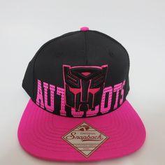 Transformers Hat Cap Snapback MARVEL COMICS COSPLAY AUTOBOTS DECEPTICONS HAT   Transformers  BaseballCap 3a25e989d1e