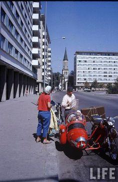 Istoria Bucurestiului nu foarte vechi: poze din anul 1964