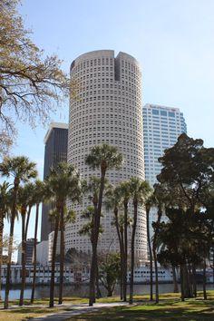 Downtown Tampa-FL