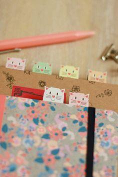 Marque-pages chatons à imprimer {DIY} - Avec ses 10 p'tits doigts... Soyez DIY !