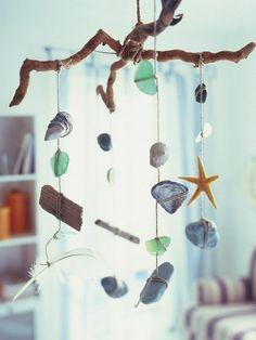 Muscheln, Steine & Co.: Wir basteln mit Fundstücken der Natur - WUNDERWEIB.de ähnliche tolle Projekte und Ideen wie im Bild vorgestellt findest du auch in unserem Magazin . Wir freuen uns auf deinen Besuch. Liebe Grüße