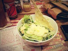Caesar salad from pizza e birra