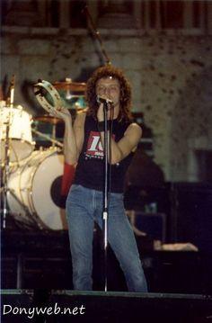 Foreigner @ Nice (Theatre de Verdure) 15 Mai 1982