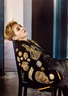 A golden boy, with a golden heart - Kim Minseok aka. Xiumin